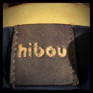 Hibou over the shoulder purse